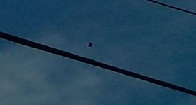 UFO Sighting: Dandenong December 2017