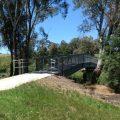 La Trobe Uni Lakes Bridge