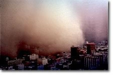 View Event: Melbourne Dust Storm 1983
