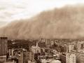 Melbourne Dust Storm 1983