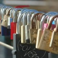Southgate Love Lock Bridge