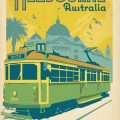 Postcards of Melbourne