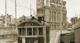 Trams: Melbourne