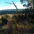 La Trobe Uni Lakes Bridge | Darebin Creek